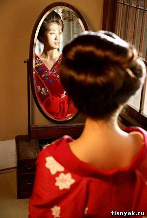 Японский массаж лица   FBru