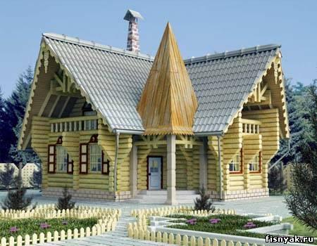 Самые удивительные и красивые дома