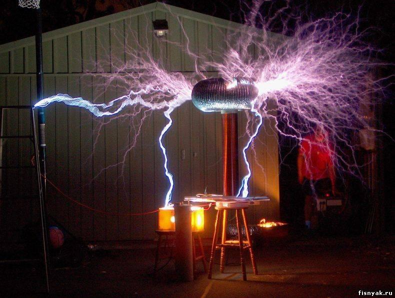 Электричество тесла