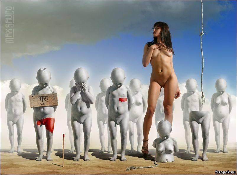 сюрреализм в эротике и порно