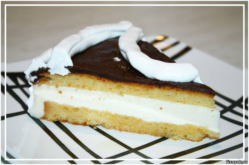 Торт птичье молоко от я не ангел торт