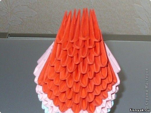 Мастер класс оригами модульное мк на