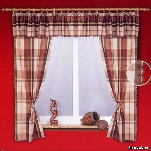 Сшить шторы короткие